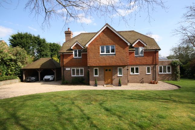 Thumbnail Detached house for sale in The Drive, Maresfield Park, Maresfield, Uckfield