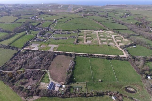 Thumbnail Land for sale in Parc Erissey Industrial Estate, New Portreath Road, Redruth