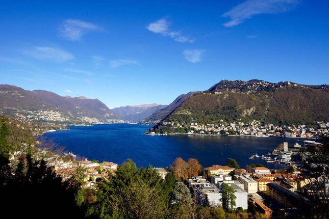 Thumbnail Villa for sale in Via, Como, Lombardy, Italy