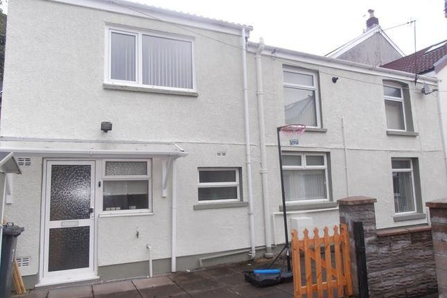 Thumbnail End terrace house for sale in Penrhiwceiber, Mountain Ash