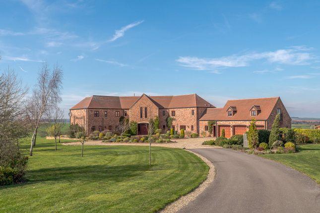 Thumbnail Detached house for sale in Caunton, Nottinghamshire