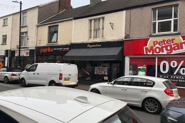 Thumbnail Retail premises for sale in Windsor Road, Neath