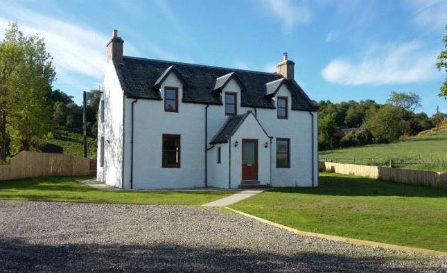 Thumbnail Farmhouse for sale in Gordonhall Farmhouse, Kingussie, Highland