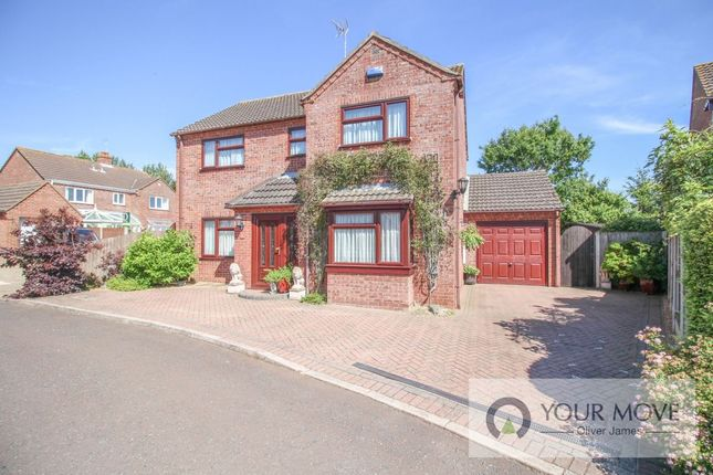4 bed detached house for sale in The Orchard, Redisham, Beccles NR34