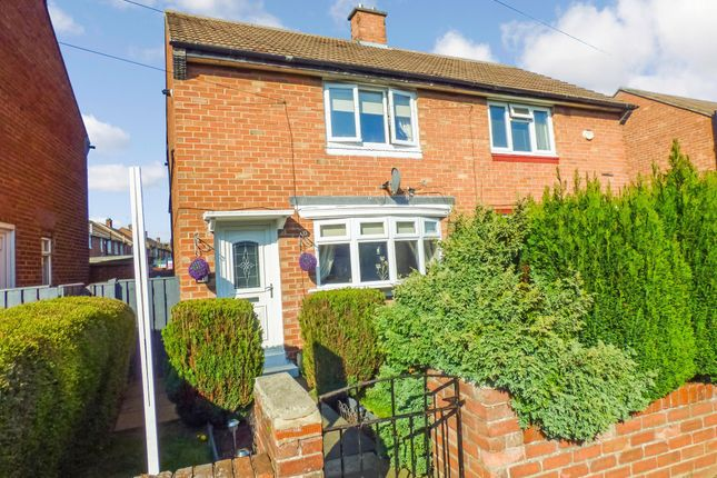 Thumbnail Semi-detached house for sale in Andrew Road, Sunderland