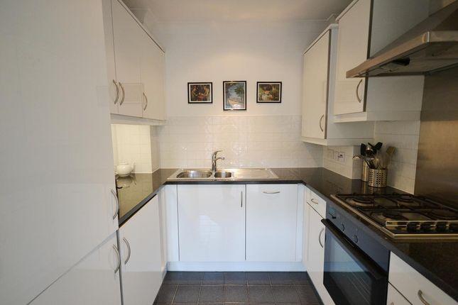 Kitchen of Providence Square, London SE1