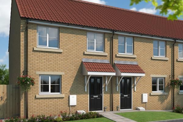 "Thumbnail Property for sale in ""The Westminster At The Pastures, Sherburn Hill"" at Front Street, Sherburn Hill, Durham"