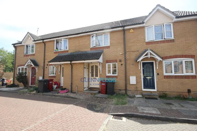 Thumbnail Terraced house to rent in Trumper Way, Cippenham, Slough