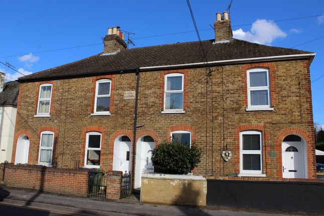 Thumbnail Terraced house for sale in Frimley Road, Ash Vale