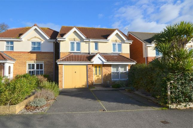 Thumbnail Detached house to rent in Round Table Meet, Exeter