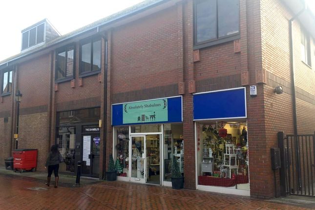 Thumbnail Retail premises to let in Unit 3, 11 Exchange Street, Retford, Nottinghamshire