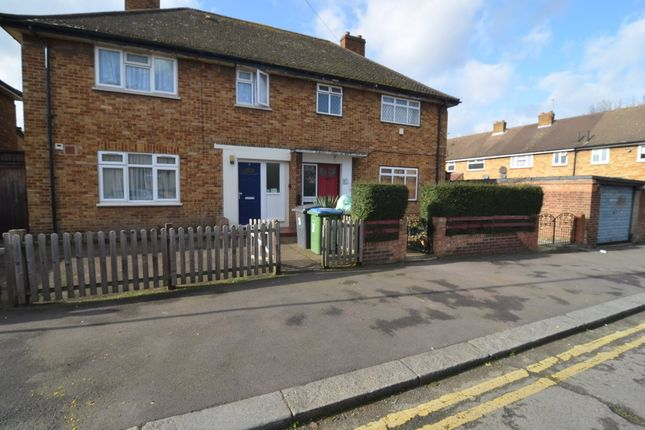 4 bed terraced house to rent in Amethyst Road, London E15