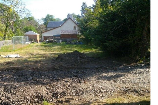 Thumbnail Land for sale in Drummond Road, Evanton, Dingwall
