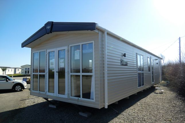 Thumbnail Mobile/park home for sale in Widemouth Fields, Park Farm, Bude