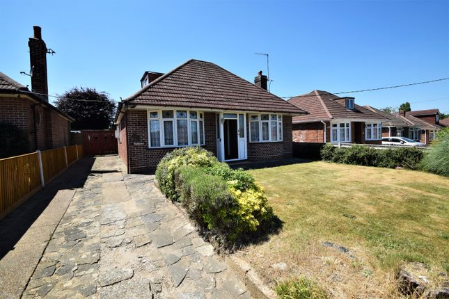 Thumbnail Detached bungalow for sale in Hobb Lane, Hedge End, Southampton