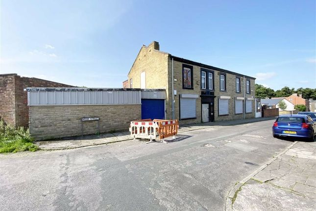 Thumbnail Commercial property for sale in Moor Street, Clayton Le Moors, Accrington