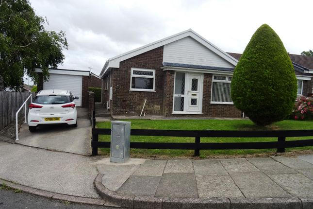 Thumbnail Detached bungalow to rent in Westward Place, Bridgend