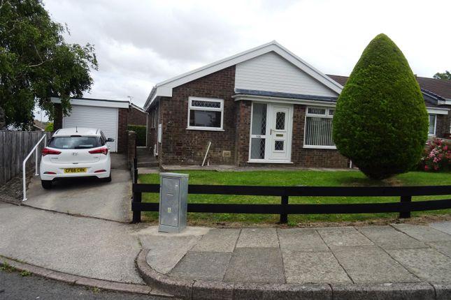 Thumbnail Detached bungalow to rent in Westward Place, Bridgend