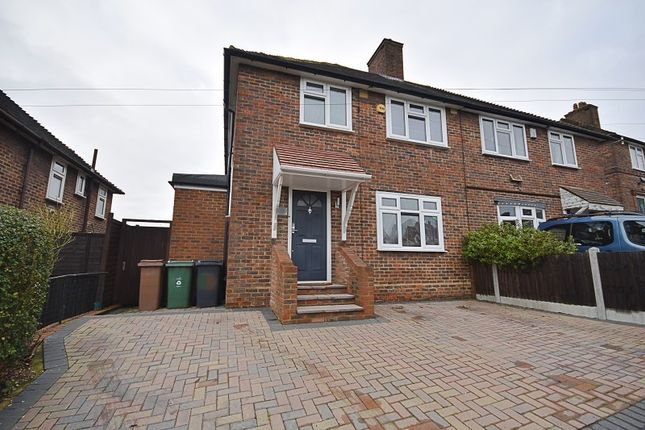 4 bed semi-detached house for sale in Friday Hill West, Chingford, London. E4