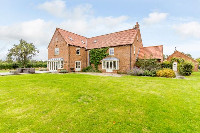 Thumbnail Detached house for sale in Lissingley Lane, Lissington, Market Rasen