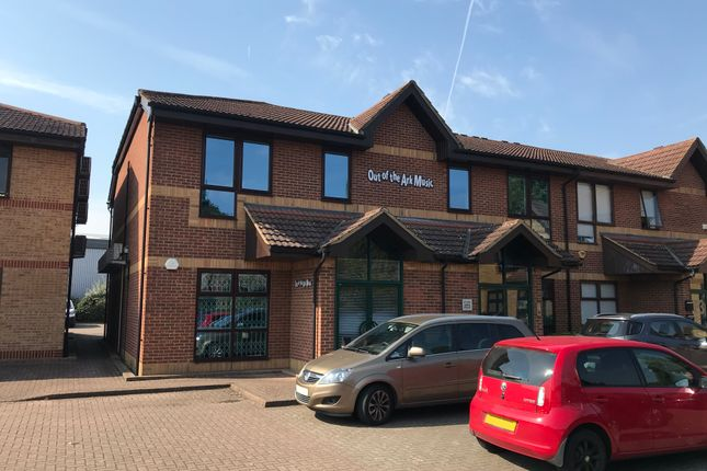Thumbnail Office for sale in Kingsway Business Park, Hampton
