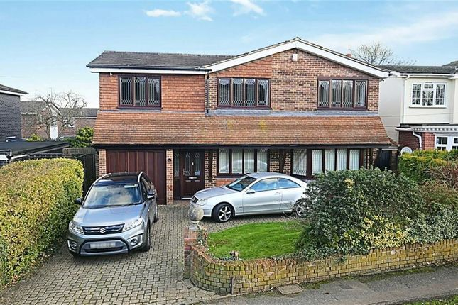 Thumbnail Detached house for sale in Baldwins Hill, Loughton, Essex