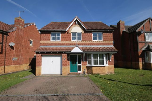 Thumbnail Detached house for sale in Martingale Way, Lawley Bank, Telford