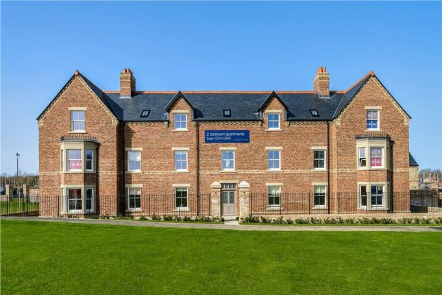 "2 bed flat for sale in ""The Walnut - Ff Apartment"" at Bowes Offices, Lambton Park, Chester Le Street DH3"