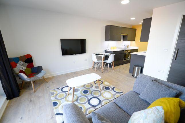 Thumbnail Flat to rent in 12 Speedwell Works, Alsop Fields, Sidney Street, Sheffield, 4Rg