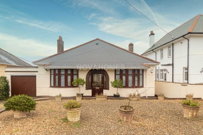 Thumbnail Detached bungalow for sale in 43 Underlane, Plymstock