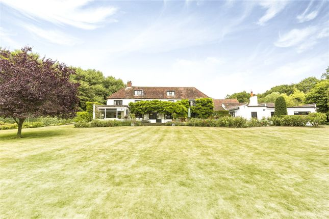 Thumbnail Detached house to rent in Camp Road, Wimbledon Common, London