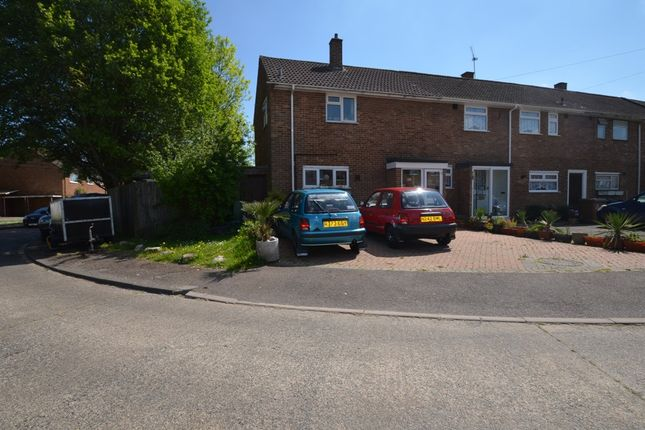 Thumbnail 2 bedroom end terrace house for sale in Hatch Gardens, Tadworth