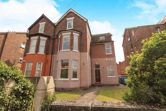 Thumbnail Flat to rent in Atwood Road, Didsbury, Manchester