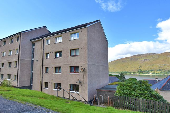 Thumbnail Flat for sale in Fort William, Fort William