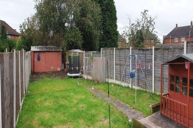 Outside of Garsdale Crescent, Blurton, Stoke-On-Trent, Staffordshire ST3