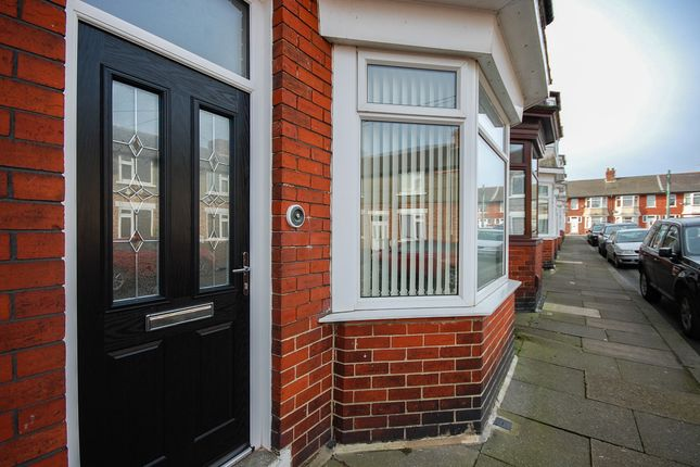 Thumbnail Terraced house for sale in Scarborough Street, Loftus