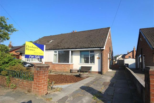 Thumbnail Semi-detached bungalow to rent in Hollins Grove, Fulwood, Preston