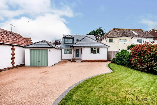 Thumbnail Detached house for sale in Sunny Close, Goring-By-Sea, Worthing