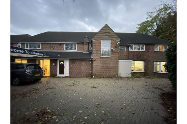 Thumbnail Detached house for sale in Hady Hill, Chesterfield