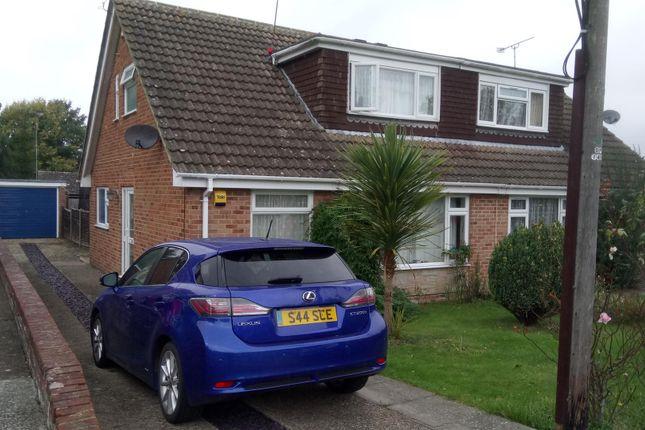 Thumbnail Property to rent in Bernards Gardens, Shepherdswell, Dover