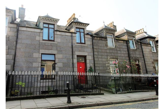 Thumbnail Terraced house for sale in Springbank Terrace, Aberdeen