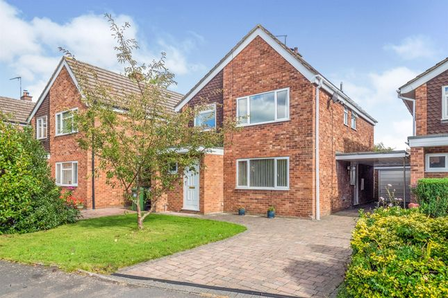 Thumbnail Detached house for sale in Ash Close, Hatton, Warwick