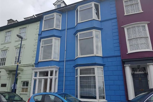 Thumbnail Terraced house for sale in Great Darkgate Street, Aberystwyth, Ceredigion