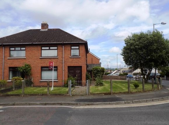 Thumbnail Semi-detached house to rent in Warren Gardens, Lisburn