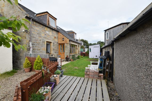 Thumbnail Semi-detached house for sale in Findhorn, Forres