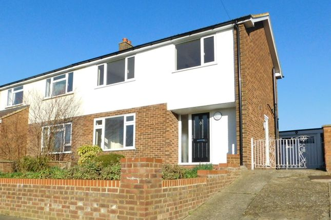 Thumbnail Semi-detached house for sale in Primrose Lane, Arlesey, Beds