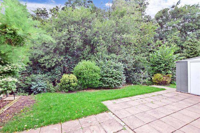 Rear Garden of London Road, West Kingsdown, Sevenoaks, Kent TN15