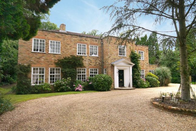 Thumbnail Detached house to rent in Ballencrieff Road, Sunningdale