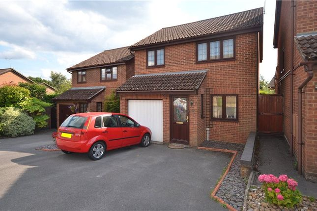 Thumbnail Detached house for sale in Calshot Way, Frimley, Surrey