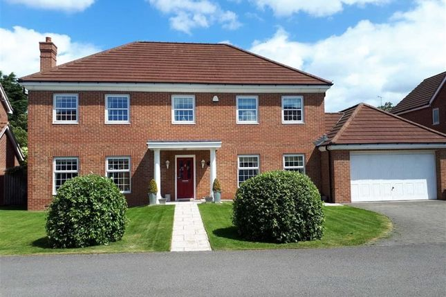 Thumbnail Detached house for sale in Glaisdale Court., Darlington, County Durham
